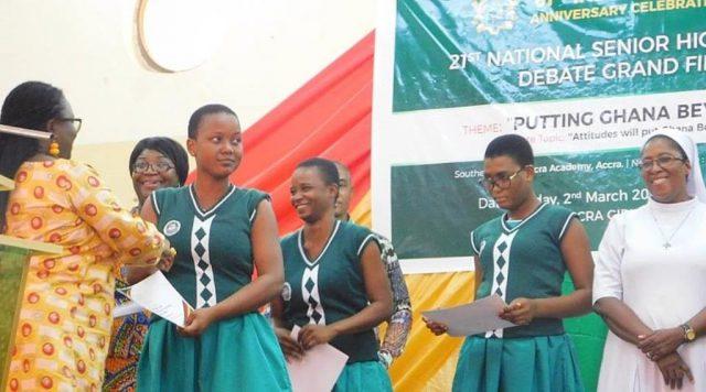 category a schools in Ahafo region