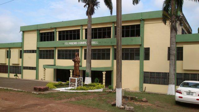 Category a schools in Volta Region