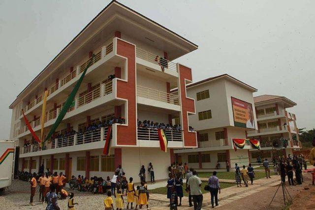 Category B Schools In Oti Region