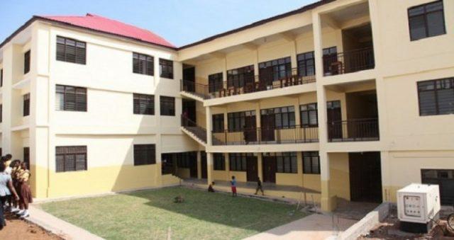 Category B Schools In Upper East Region