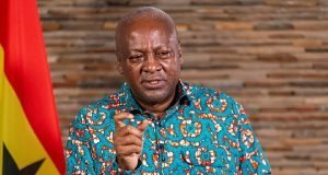 I launched Free SHS In 2015 - Mahama