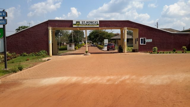 St Monica's College of Education Admission Requirements