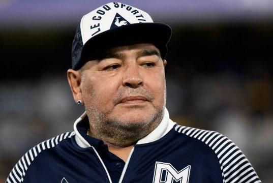 Diego Maradona Passes On At Age 60