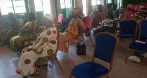 Stakeholders Undergo Back To School Advocacy Campaign Training