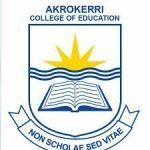 Akrokerri College of Education Forms 2021