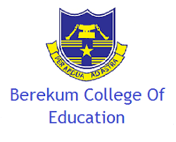 Courses Offered At Berekum College of Education
