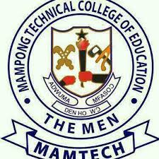 Mampong Technical College of Education Courses