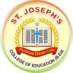 St. Joseph College of Education Courses