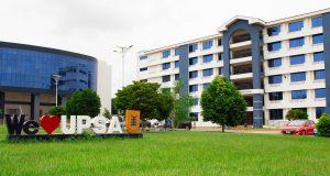 Pictures of UPSA Campus