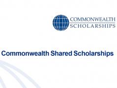 Commonmwealth Shared Scholarships